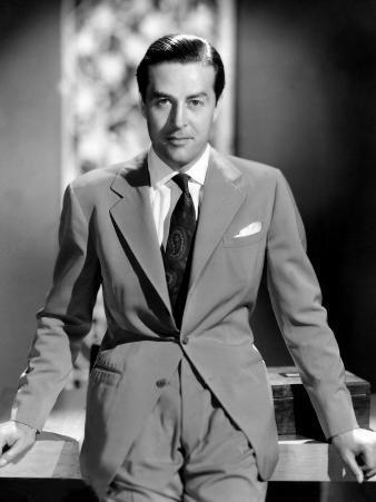 Ray Milland, 1942
