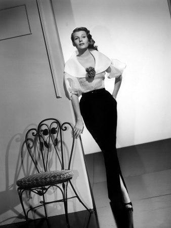 Rita Hayworth, 1956