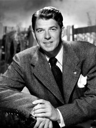 Ronald Reagan, from She's Working Her Way Through College, 1952