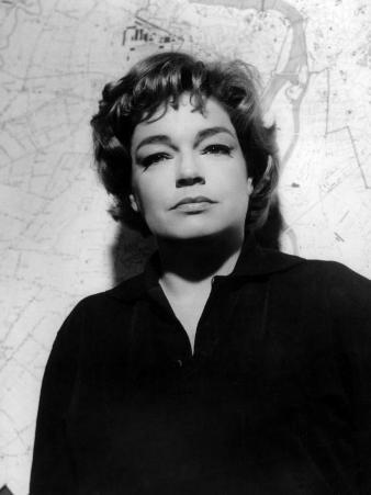 Simone Signoret, 1963
