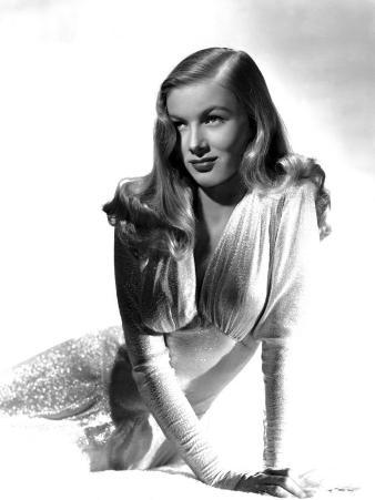 Portrait of Veronica Lake