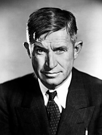Will Rogers, Portrait from the Early 1930's