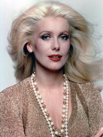 Catherine Deneuve, 1970s