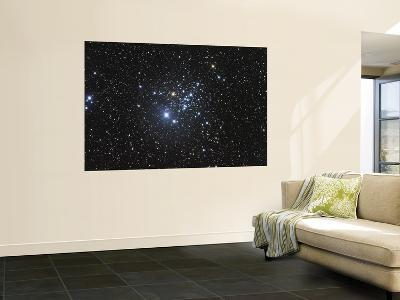 NGC 457 is an Open Star Cluster in the Constellation Cassiopeia