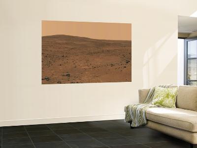 The Inner Basin of Mars