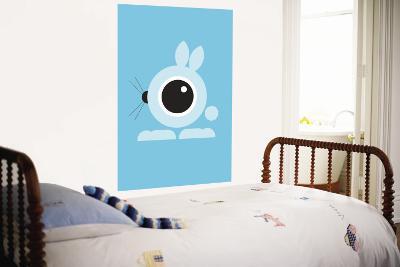 Blue Bunny Eye