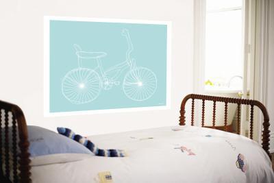Sea Green Bike