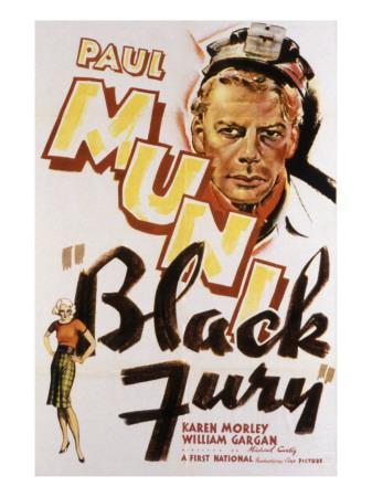 Black Fury, Paul Muni, 1935