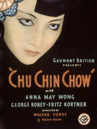 Chu-Chin-Chow, Anna May Wong, 1934