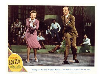 Easter Parade, Judy Garland, Fred Astaire, 1948