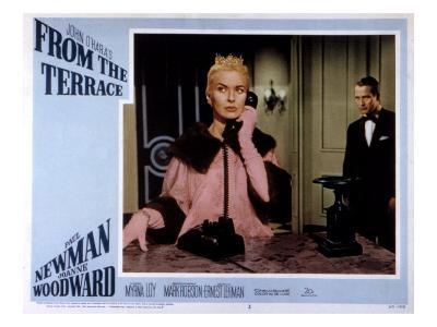 From the Terrace, Joanne Woodward, Paul Newman, 1960