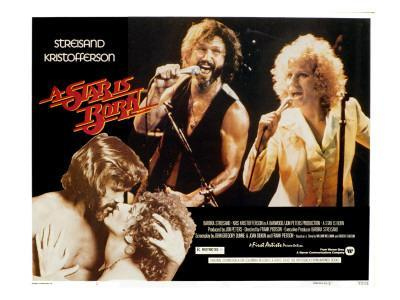 Star Is Born, A, Kris Kristofferson, Barbra Streisand, 1976