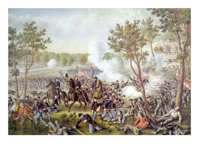 The Battle of Champion Hills, May 16, 1863