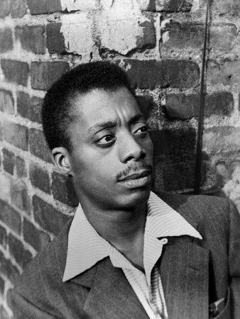 James Baldwin, 1953
