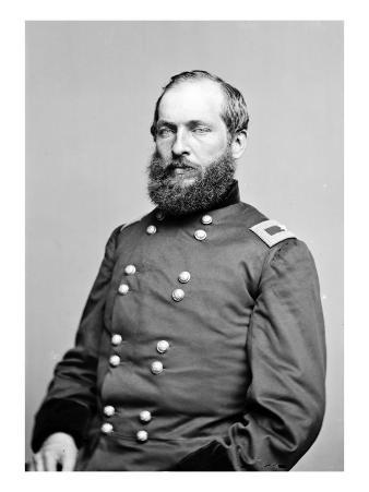 Brig. Gen. James A. Garfield, Officer of the Federal Army, Sept. 19, 1863