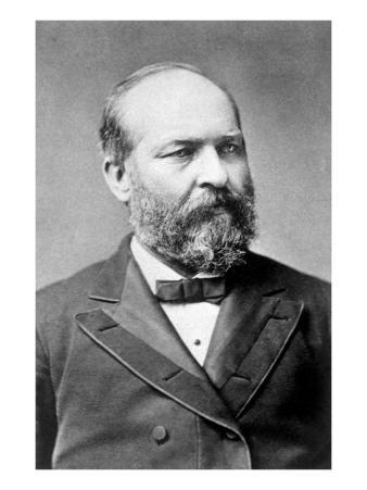 James A. Garfield, U.S. President 1881