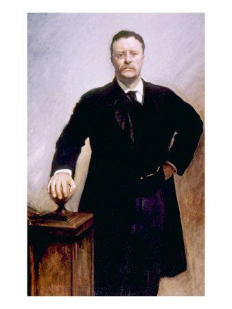 Theodore Roosevelt, U.S. President