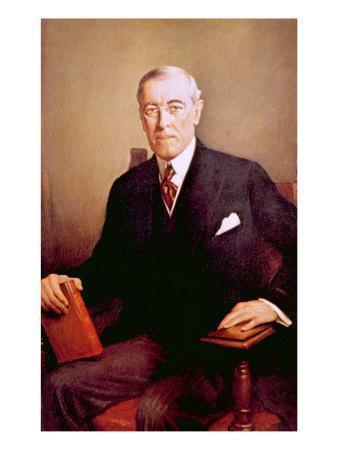 Woodrow Wilson, U.S. President