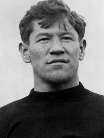 Jim Thorpe, American Olympic Athlete, 1930s