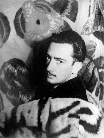 Salvador Dali, Spanish Surrealist Painter, November 29, 1939