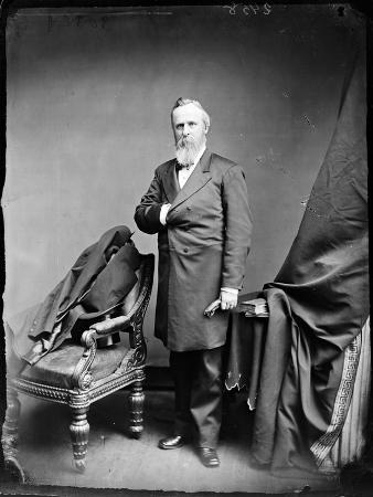President Rutherford B. Hayes, 1865-1880