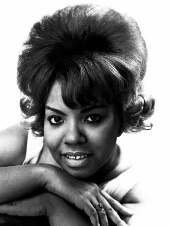 Mary Wells, American R&B Singer, 1964