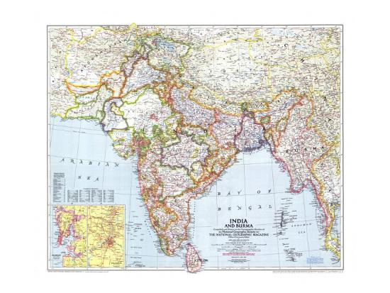 1946 India and Burma Map on europe map 1946, china map 1946, palestine map 1946, germany map 1946, world geography, middle east map 1946, japan map 1946,
