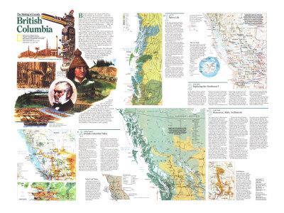 1992 Making of Canada, British Columbia Theme