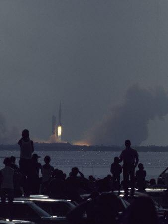 Apollo 11 Blast-Off