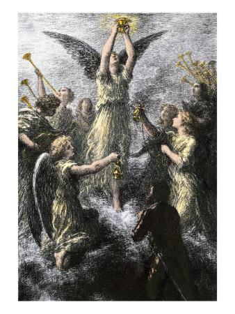 """Celebration of Angels in the Prelude to Wagner's """"Lohengrin"""""""