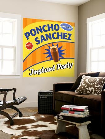 Poncho Sanchez - Instant Party