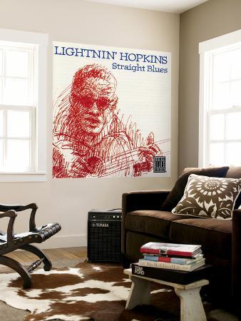 Lightnin' Hopkins - Straight Blues