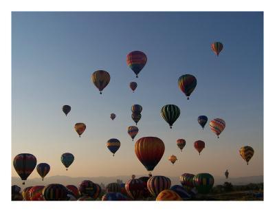 Balloon Rising