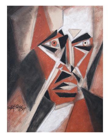 Triangle Portrait