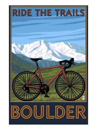Mountain Bike - Boulder, Colorado, c.2009