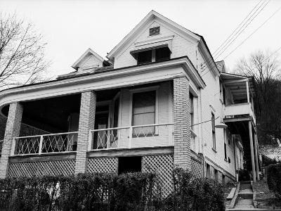 Childhood Home of Mass Murdering Cult Leader Charles Manson