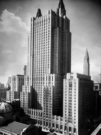 Exterior of Waldorf Astoria Hotel