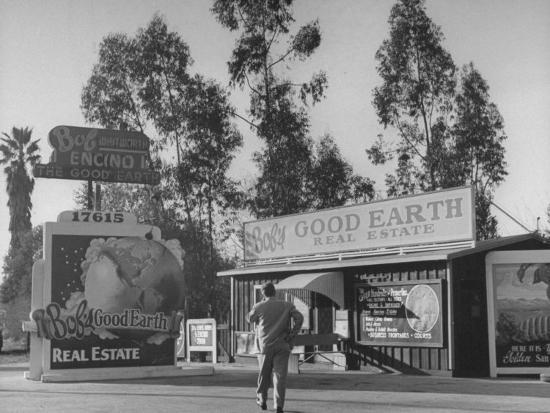 San Fernando Valley Real Estate Offices Using Strange Names