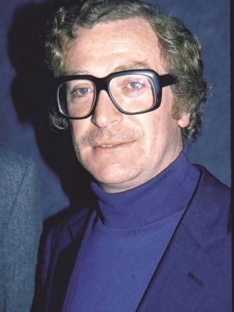 Actor Michael Caine
