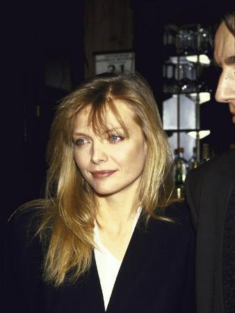 Actress Michelle Pfeiffer