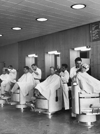 Barber Shop for Los Alamos Residents