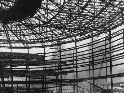 Cabo Hall Convention Arena Being Constructed