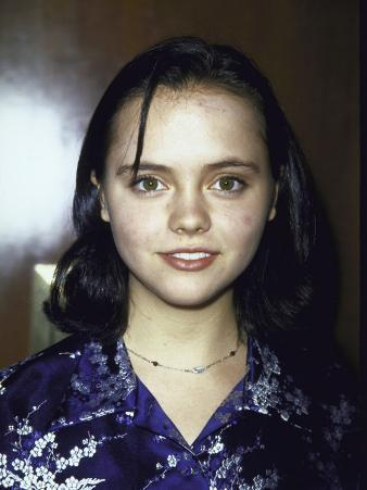 Actress Christina Ricci at Event