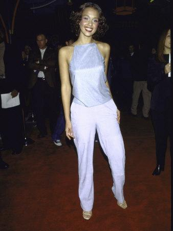 """Actress Jessica Alba at Film Premiere of Her """"Never Been Kissed"""""""