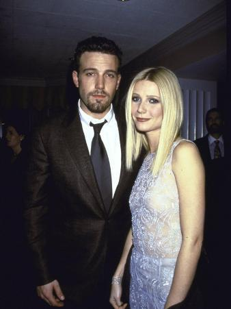 """Actors Ben Affleck and Gwyneth Paltrow at Film Premiere of their """"Shakespeare in Love"""""""