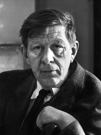 Poet Author W. H. Auden