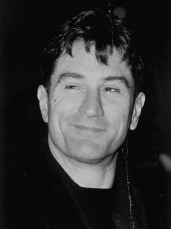 Portrait of Actor Robert Deniro