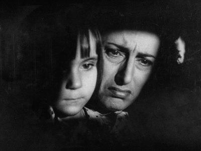 """Italian Actress Anna Magnani Appearing in the Movie """"Bellissima"""""""
