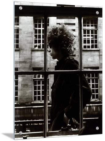 The One and Only Bob Dylan Walking Past a Shop Window in London, 1966