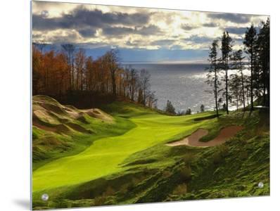 Arcadia Bluffs, Golf Course